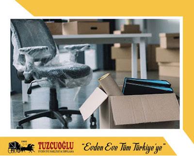 Tuzcuoğlu nakliyat şirketi olarak daima sağlam ve kalifiye elemanlarımızla modern çelik kasalı geniş araç filomuzla ofis büro işyeri taşıma hizmetini profesyonel olarak sizlere sunuyoruz.